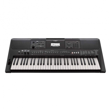 Yamaha PSRE463 61-Tuşlu Org (Siyah)<br>Fotoğraf: 1/3