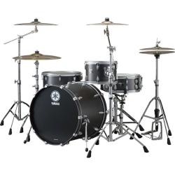 Yamaha RT2F3M Rock Tour Davul Seti (Metalik Mat Siyah)