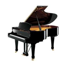 Yamaha S4 Akustik Kuyruklu Piyano (Parlak Siyah)