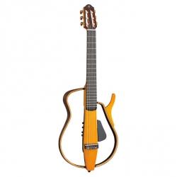 Yamaha SLG130 Silent Klasik Gitar (Light Amber Burst)