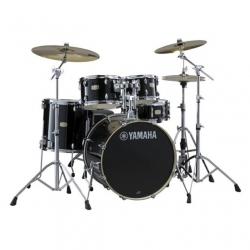 Yamaha Stage Custom Birch Davul Seti (Raven Black)