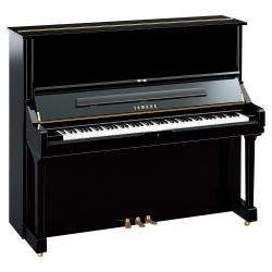 Yamaha U3 Akustik Duvar Piyanosu (Parlak Siyah)
