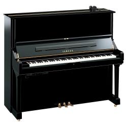 Yamaha U3 SH2 Silent Piyano (Parlak Siyah)