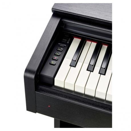 Yamaha YDP-143B Siyahı Dijital Piyano (Kulaklık Hediyeli)<br>Fotoğraf: 5/8
