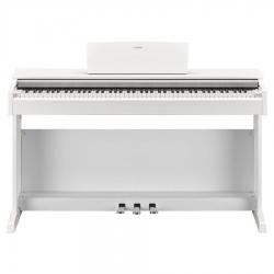 Yamaha YDP-143WH Mat Beyaz Dijital Piyano (Kulaklık Hediyeli)