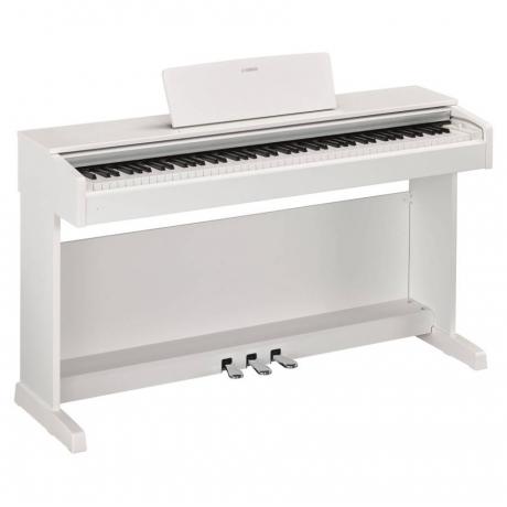 Yamaha YDP-143WH Mat Beyaz Dijital Piyano (Tabure & Kulaklık Hediyeli)<br>Fotoğraf: 2/10