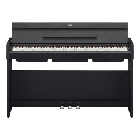 Yamaha YDP S34B Dijital Piyano (Siyah)<br>Fotoğraf: 1/6