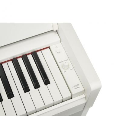 Yamaha YDP S34WH Dijital Piyano (Beyaz)<br>Fotoğraf: 5/6
