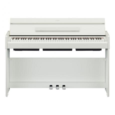 Yamaha YDP S34WH Dijital Piyano (Beyaz)<br>Fotoğraf: 1/6