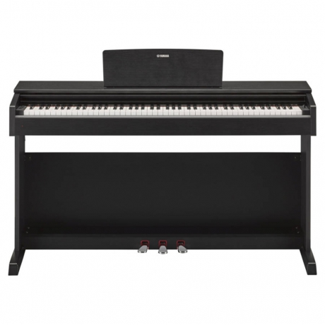 Yamaha YDP143B Dijital Piyano (Mat Siyah)<br>Fotoğraf: 1/10