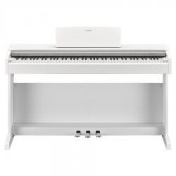 Yamaha YDP143WH Dijital Piyano (Mat Beyaz)