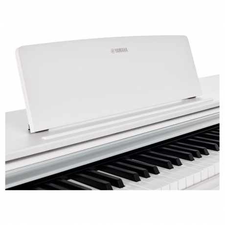 Yamaha YDP143WH Dijital Piyano (Mat Beyaz)<br>Fotoğraf: 7/10