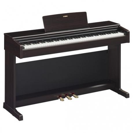 Yamaha YDP144R Dijital Piyano (Gül Ağacı)<br>Fotoğraf: 2/2