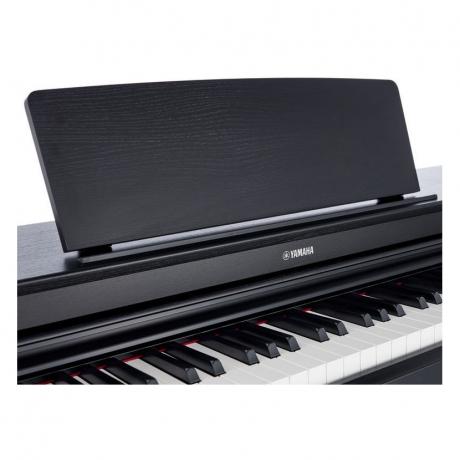 Yamaha YDP163B Dijital Piyano (Mat Siyah)<br>Fotoğraf: 4/10
