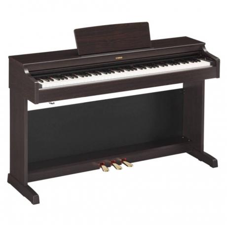 Yamaha YDP163R Gülağacı Dijital Piyano (Tabure & Kulaklık Hediyeli)<br>Fotoğraf: 2/3