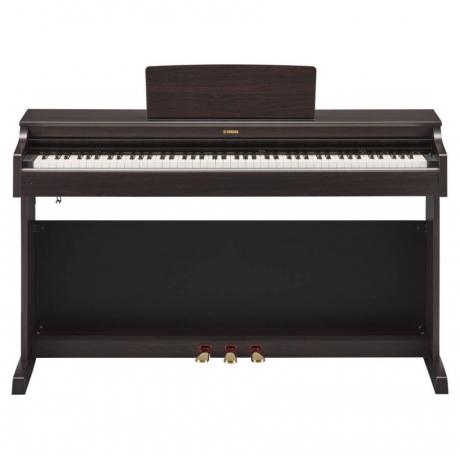 Yamaha YDP163R Gülağacı Dijital Piyano (Tabure & Kulaklık Hediyeli)<br>Fotoğraf: 1/3