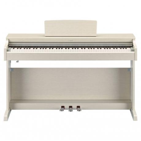 Yamaha YDP163WA Dijital Piyano (Dişbudak)<br>Fotoğraf: 1/2