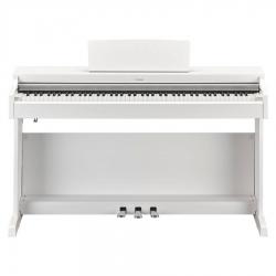Yamaha YDP163WH Dijital Piyano (Mat Beyaz)