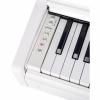 Yamaha YDP163WH Mat Beyaz Dijital Piyano (Tabure & Kulaklık Hediyeli)<br>Fotoğraf: 3/8
