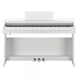 Yamaha YDP163WH Mat Beyaz Dijital Piyano (Tabure & Kulaklık Hediyeli)