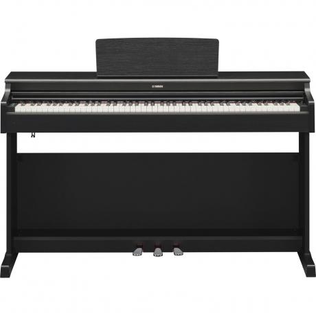 Yamaha YDP164B Dijital Piyano (Siyah)<br>Fotoğraf: 1/2