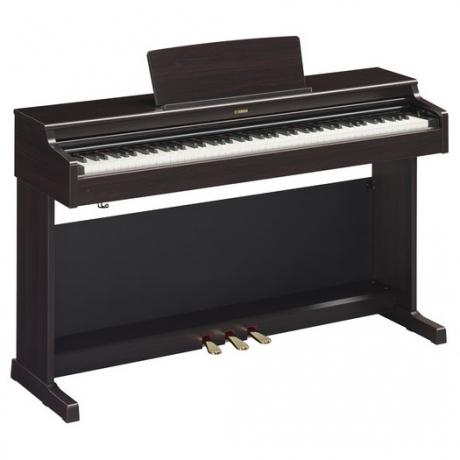 Yamaha YDP164R Dijital Piyano (Gül Ağacı)<br>Fotoğraf: 2/2
