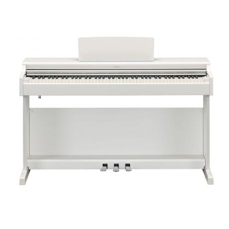 Yamaha YDP164WH Dijital Piyano (Beyaz)<br>Fotoğraf: 1/2