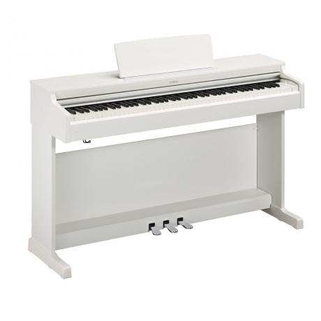 Yamaha YDP164WH Dijital Piyano (Beyaz)<br>Fotoğraf: 2/2
