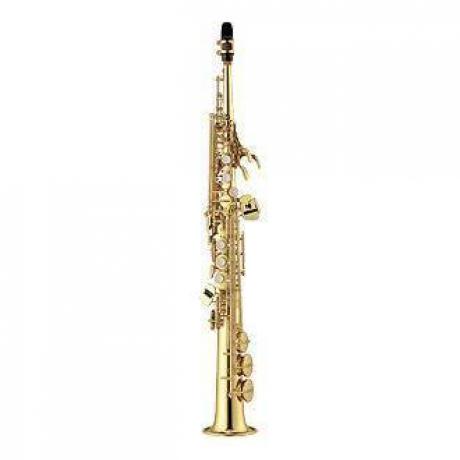 Yamaha YSS475 Sib Soprano Saksafon<br>Fotoğraf: 1/1