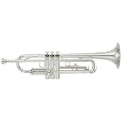 Yamaha YTR 2330S Sib Trompet Silver