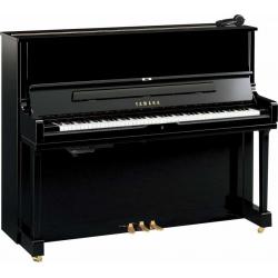 Yamaha YUS1SH Silent Duvar Piyanosu (Parlak Siyah)