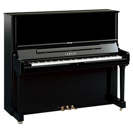 Yamaha YUS3 Akustik Duvar Piyanosu (Parlak Siyah)<br>Fotoğraf: 1/1