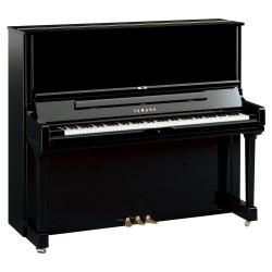 Yamaha YUS3 Akustik Duvar Piyanosu (Parlak Siyah)