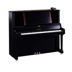 Yamaha YUS5SH Silent Duvar Piyanosu (Parlak Siyah)