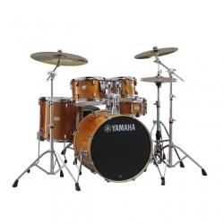 YamahaStage Custom Birch 5-Parça Akustik Davul Seti (Honey Amber)