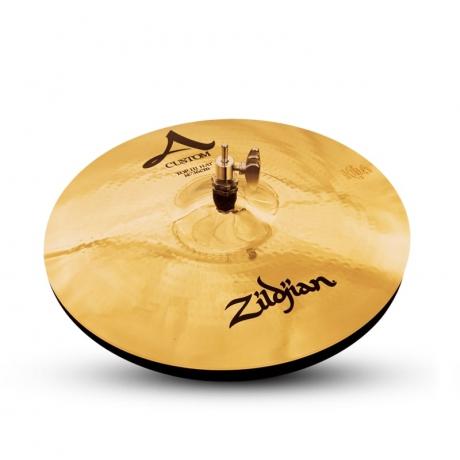 "Zildjian 14"" A Custom Hi-hat (Üst)<br>Fotoğraf: 1/1"
