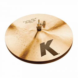 Zildjian 14 Inc K Custom Dark HiHat Pair Zil