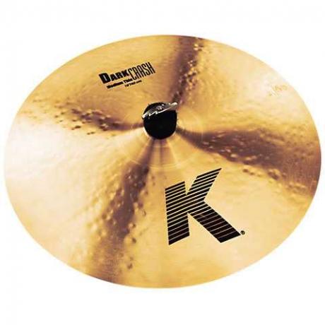 Zildjian 16'' K Dark Medium Thin Crash<br>Fotoğraf: 1/1