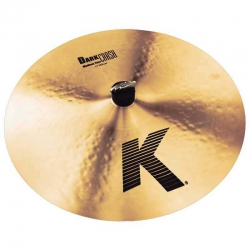 "Zildjian 17"" K Dark Medium Thin Crash"