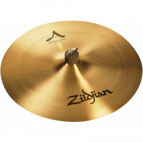 "Zildjian 18"" A Medium Crash<br>Fotoğraf: 1/1"