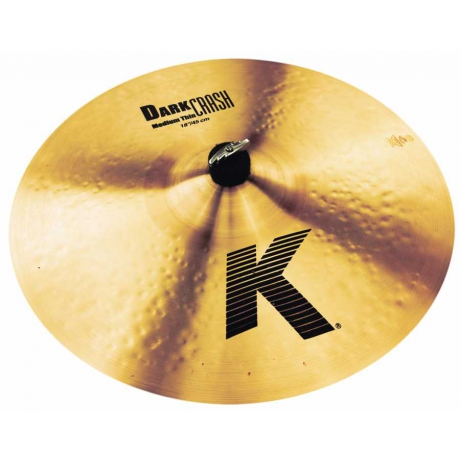 Zildjian 18'' K Dark Medium Thin Crash<br>Fotoğraf: 1/1