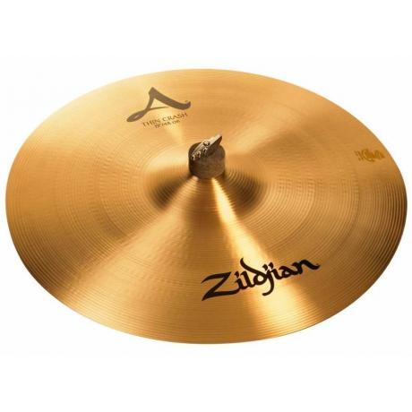 Zildjian 19&apos;&apos; A Thin Crash<br>Fotoğraf: 1/1
