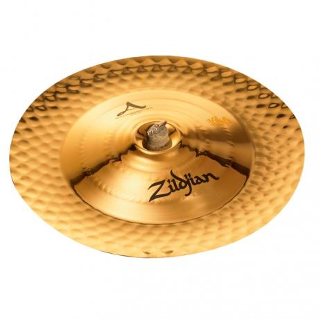 """Zildjian 21"""" A Ultra Hammered China<br>Fotoğraf: 1/2"""