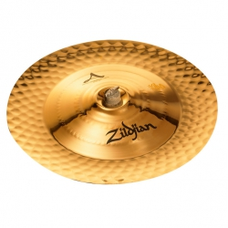 Zildjian 21 Inch  A Ultra Hammered China Zil (Brillant)