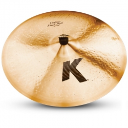 "Zildjian 22"" K Custom Dark Ride"
