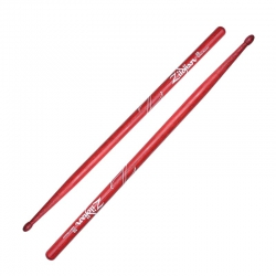 Zildjian 5B Baget (Kırmızı)