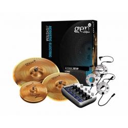 Zildjian Gen16 Dijital/Akustik Trigger Zil seti- Bronze