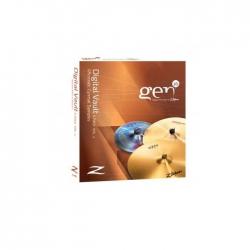 Zildjian Gen16 DV S-Pack Vol 2FX CVM Zil Örnekleme Programa