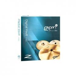 Zildjian Gen16 DV Z-Pack Vol 1A Zil Örnekleme Programı