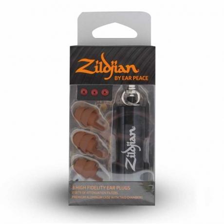 Zildjian HD Earpluges Dark *China* Kulak Tıkacı<br>Fotoğraf: 1/1